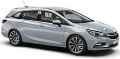 Opel Astra 2013-2015
