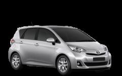 Toyota Verso S 2012 - 2015